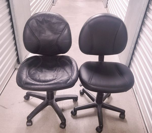 used computer chairs outdoor folding chair 10 each swivels and height adj for sale in