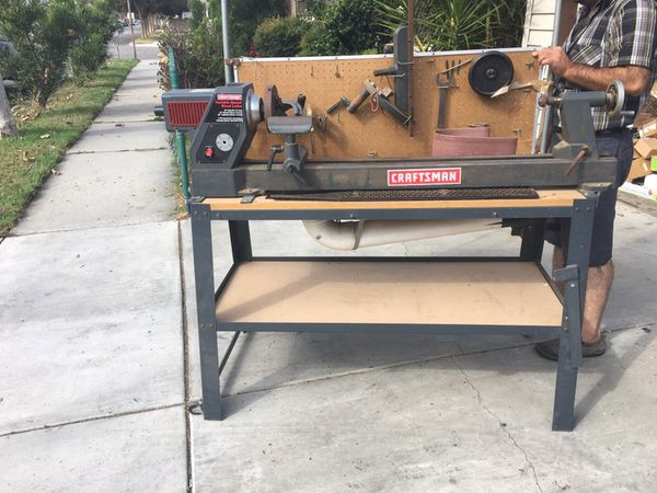 Craftsman Commercial Lathe Parts