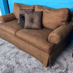 Henredon Sofa Fabrics Fabric Repair Brown Free Delivery For Sale In Atlanta