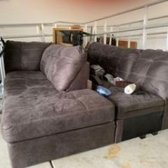 2nd Hand Sectional Sofa How To Clean My Fabric New And Used Couches For Sale Offerup