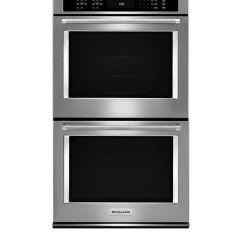 Kitchen Aid Gas Stove Freestanding Cabinet New Never Used Convection 30 Electric Wall Oven For Sale