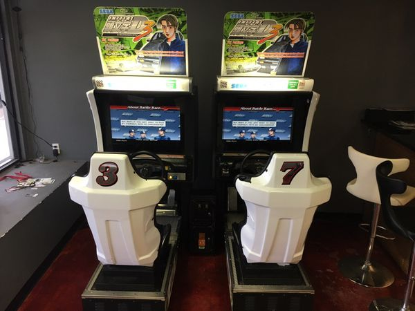 initial d 3 arcade