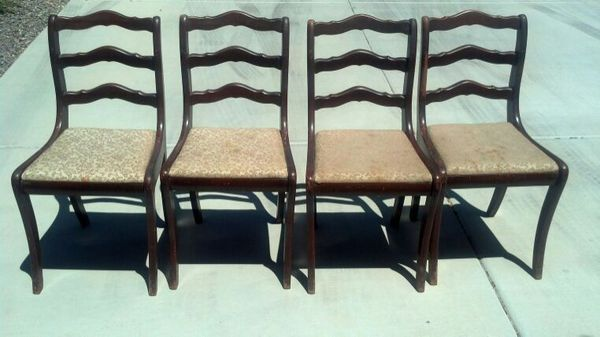 tell city chairs pattern 4222 folding air chair jasper morrison 4 antique co side for sale in tempe az offerup