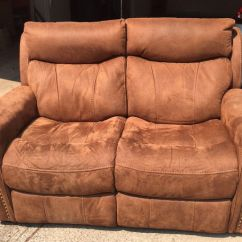 Double Recliner Chairs Leather Conference Room With Casters Flexsteel Chair For Sale In Vancouver Wa Offerup