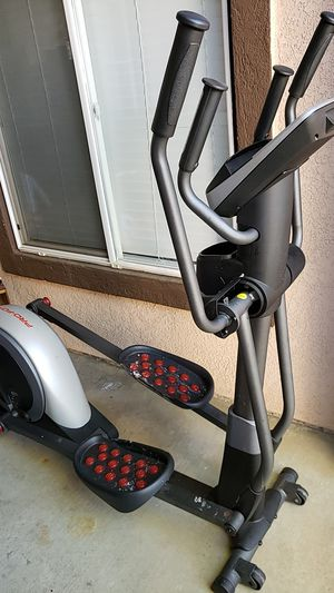 new and used elliptical