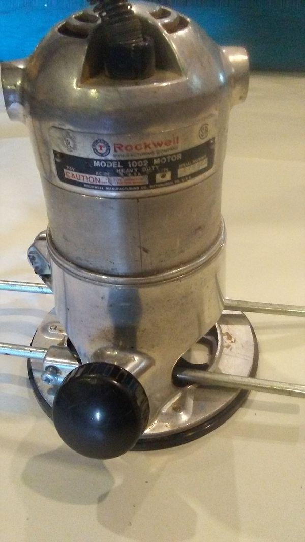 Rockwell Router For Sale