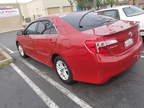 2013 toyota camry for sale in sacramento ca