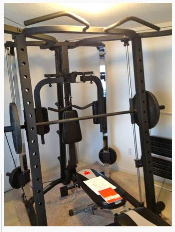 Smith Machine Fitness Gear For Sale In Salem Ma Offerup
