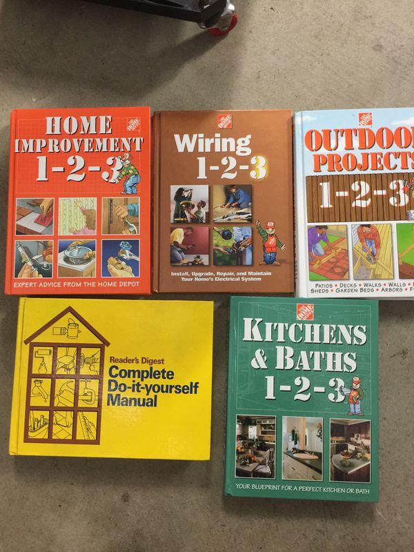 Home Wiring Book Home Depot