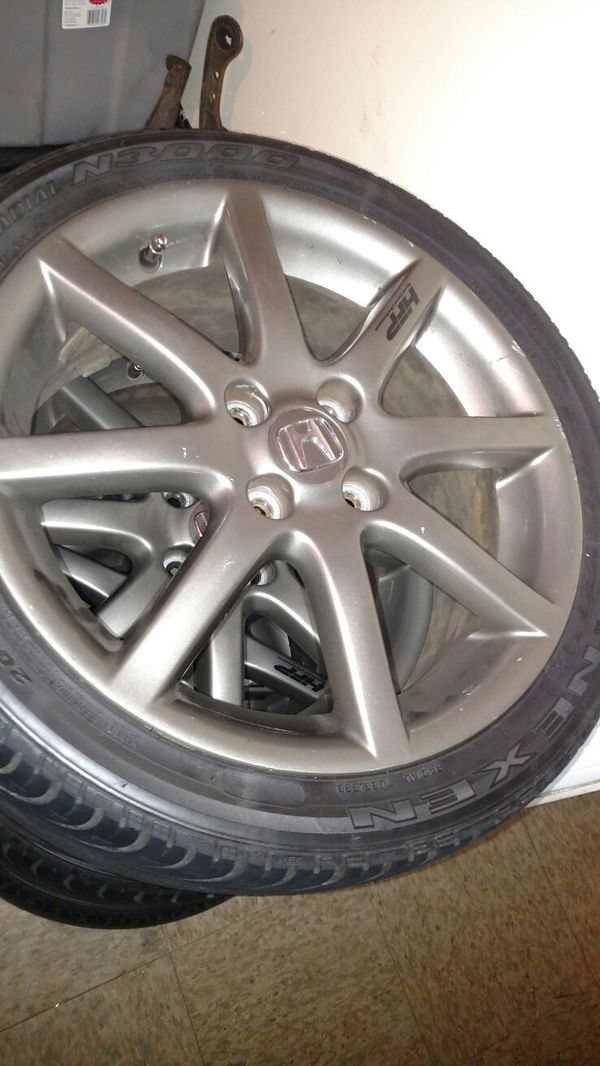 4x100 Honda Wheels : 4x100, honda, wheels, Honda, Factory, Performance, Wheels, Providence,, OfferUp
