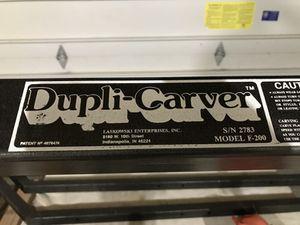Duplicarver Stylus
