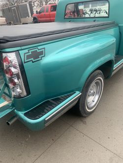 88 98 Chevy Stepside Bed For Sale : chevy, stepside, Chevy, Parts, Omaha,, OfferUp