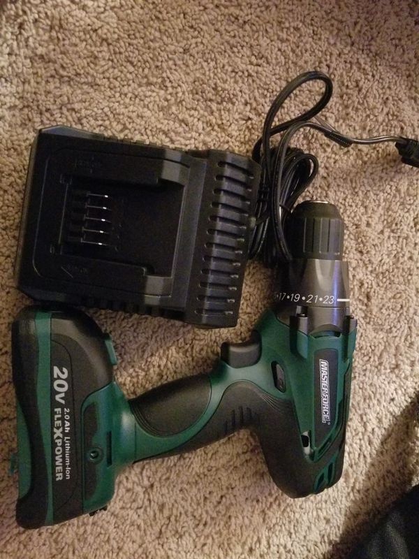 Masterforce Drill