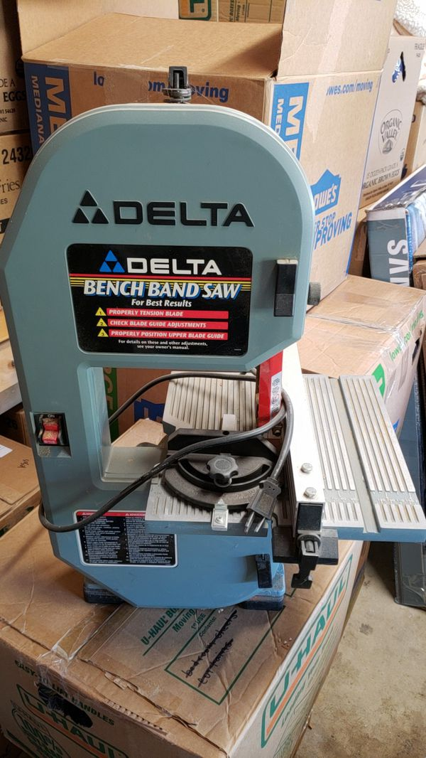 Delta Bench Band Saw