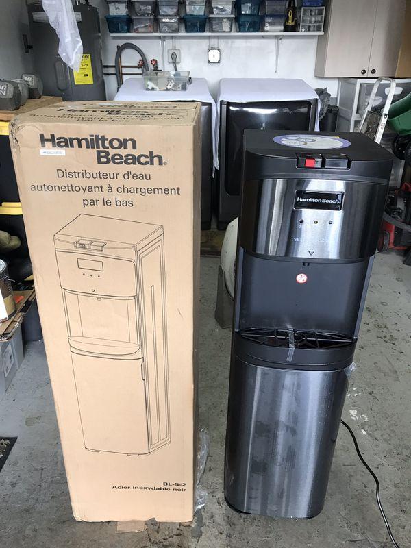 Hamilton Beach Bl 5 2 : hamilton, beach, Hamilton, Beach, Water, Dispenser, BL-5-2, Pembroke, Pines,, OfferUp