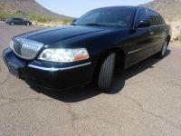 Lincoln Town Car 2011 Black