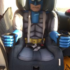 Batman Car Chair Green Dining Covers Uk Seat 45 Good Condition For Sale In Los Angeles Ca Offerup