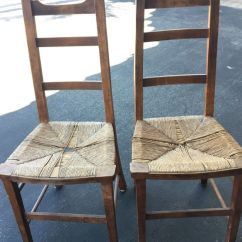 Antique Cane Chairs Office Chair Mat 45 X 60 2 For Sale In Escondido Ca Offerup