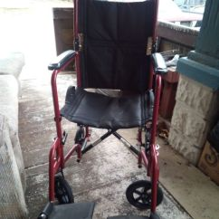 Transport Wheelchair Nova Hanging Chair Tauranga For Sale In Wichita Ks Offerup