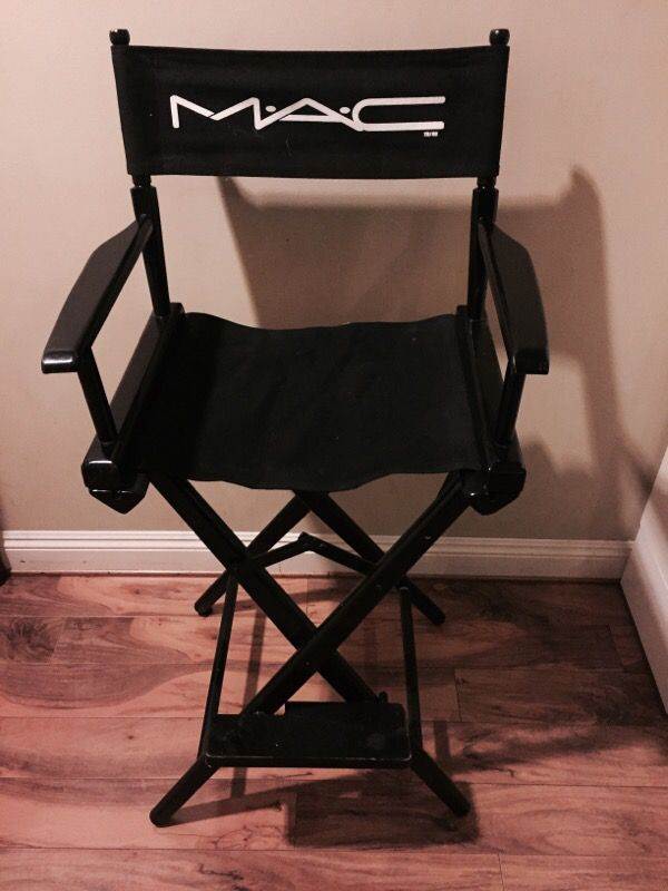 make up chair football helmet shaped rare mac cosmetics makeup for sale in los angeles ca offerup