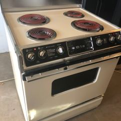 Electric Stove Retina Rod And Cone Diagram Very Good Working For Only 60 Sale In