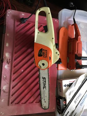 Makita Uc4000 Electric Chainsaw