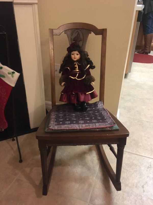 1920s rocking chair pier 1 swivel antique small for sale in naples fl offerup
