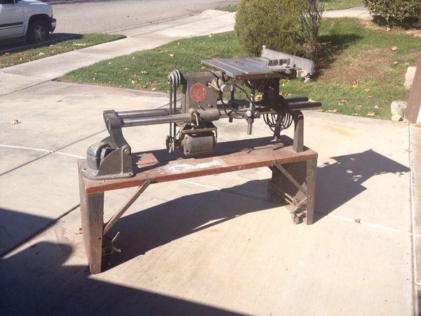 Table Saw Sanding Wheel