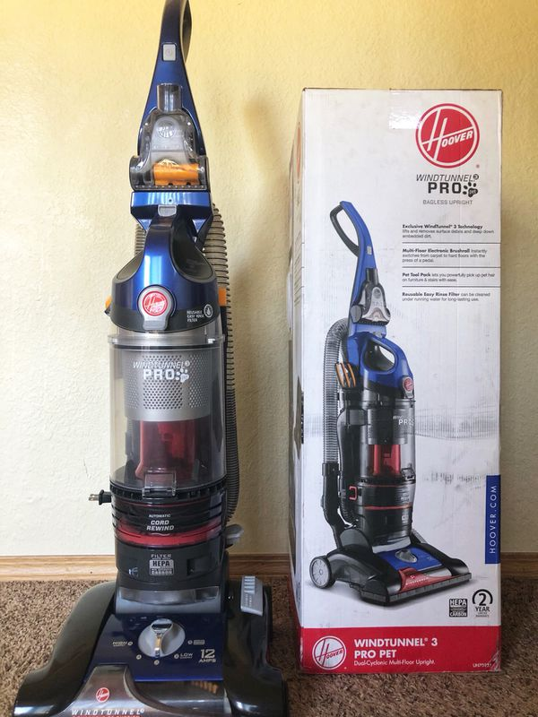 Hoover Windtunnel 3 Propet Vacuum Cleaner For Sale In Lynnwood Wa Offerup