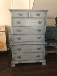 High dresser real wood furniture for Sale in Cherry Hill ...