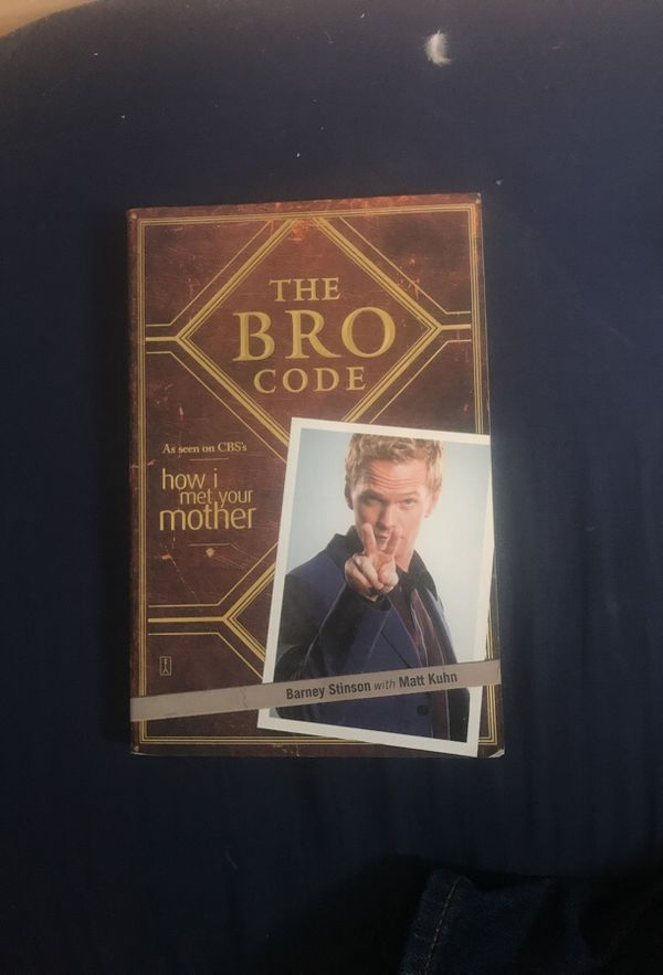 the bro code for