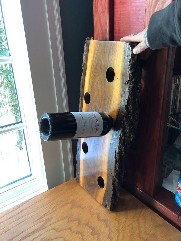 riddling wine rack for
