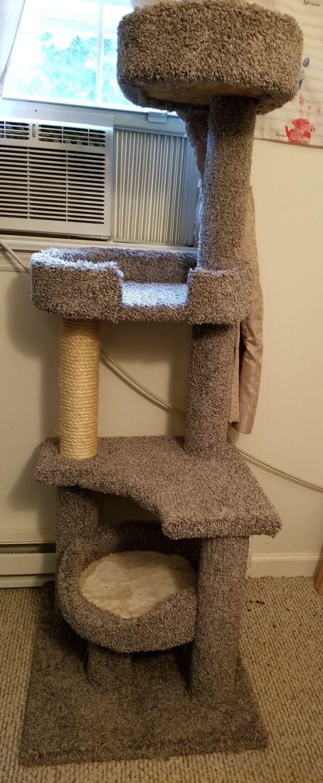 Whisker City Cat Tree : whisker, Whisker, Furniture