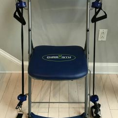 Gym Chair As Seen On Tv Ladder Back Chairs New In Box For Sale Parma Oh Offerup