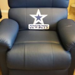 Dallas Cowboys Chairs Sale X Chair Hammock Recliner For In Grand Prairie Tx Offerup