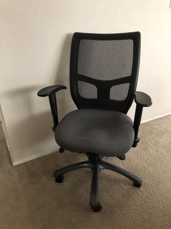 ergonomic chair used office in amazon for sale plano tx offerup