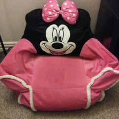 Minnie Mouse Bean Bag Chair Best Ergonomic Chairs Under 200 For Sale In Aurora Co Offerup