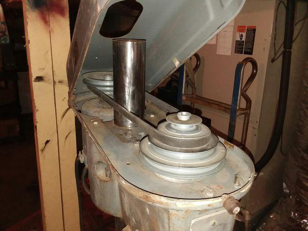 Vintage Delta Rockwell Drill Press