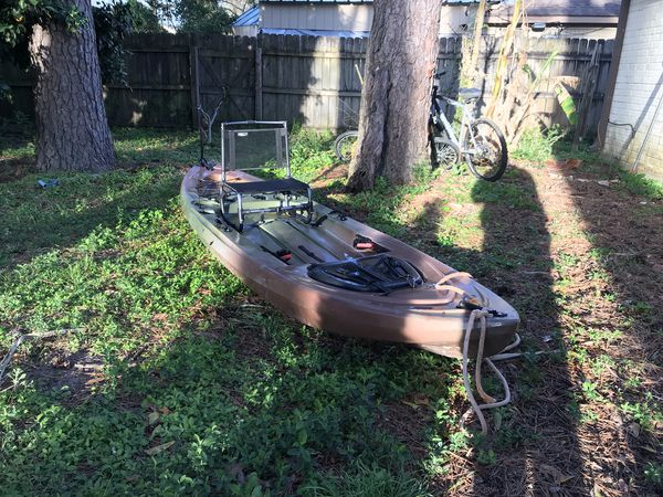 larry chair kayak brown metal folding chairs diablo amigo for sale in spring tx offerup