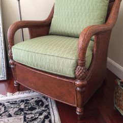 Ethan Allen Palm Grove Chair Outdoor Cafe Table And Chairs Three Occasional For Sale In Burlingame Ca Offerup
