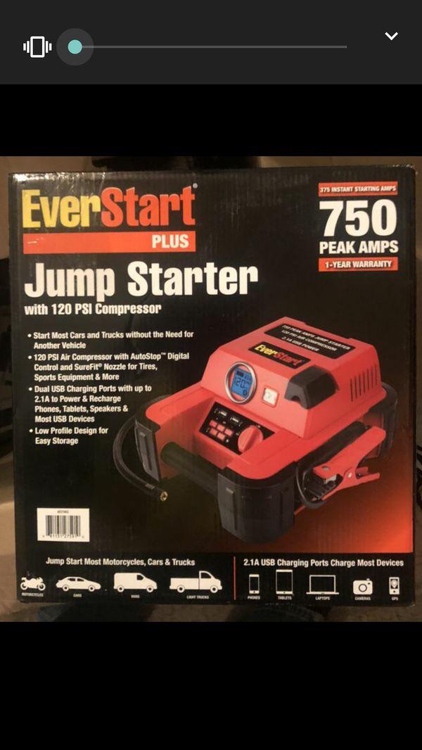 Air Compressor Starter Box