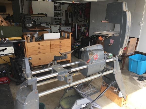 Shopsmith Mark V Drill Press