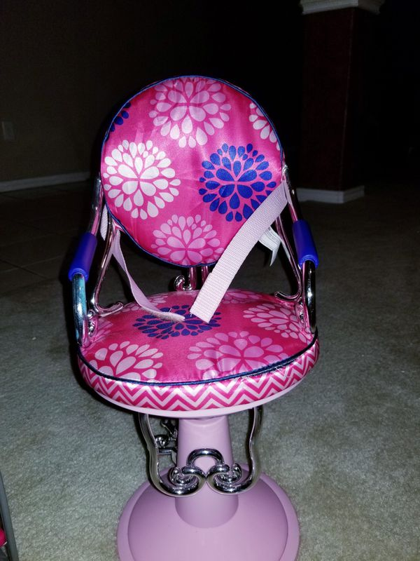 doll salon chair folding covers bulk our generation for sale in euless tx offerup