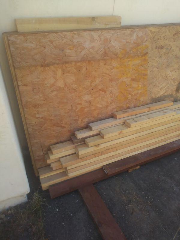 12 Inch Plywood
