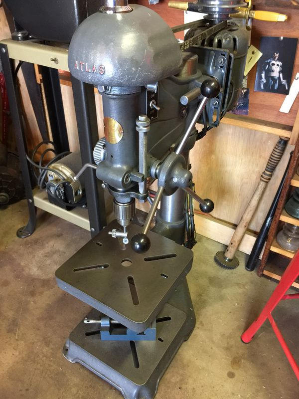 Atlas Drill Press