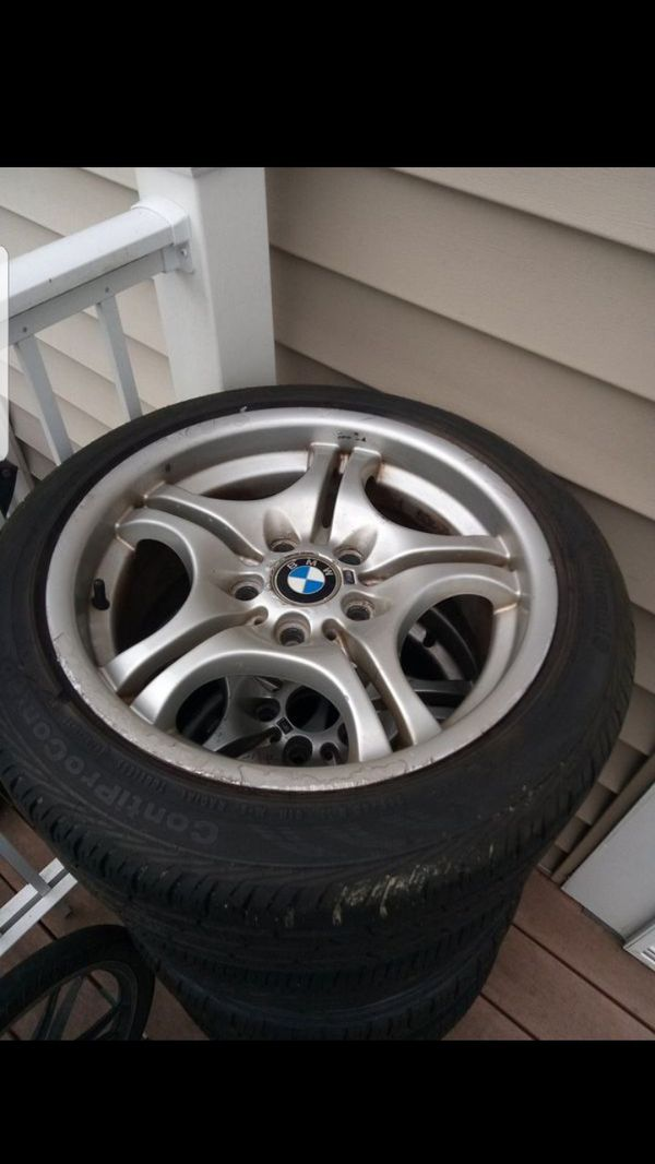 Bmw M Sport Rims And Tires For Sale In Saint Charles Md Offerup