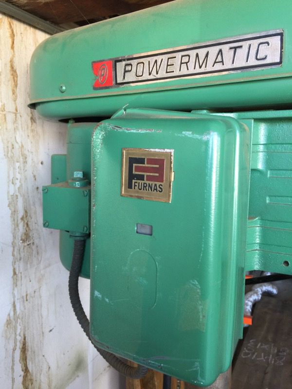 Powermatic Drill Press 2800