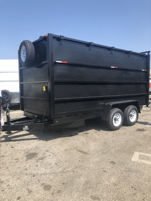 dump trailers for sale blaupunkt rd4 n1 wiring diagram new and used in queen creek az offerup 8x12x6 godzilla trailer