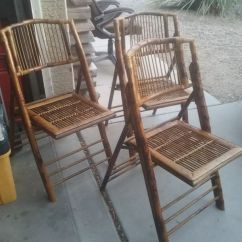 Bamboo Chairs For Sale Fishing Chair Asda 3 Foldable In Gilbert Az Offerup