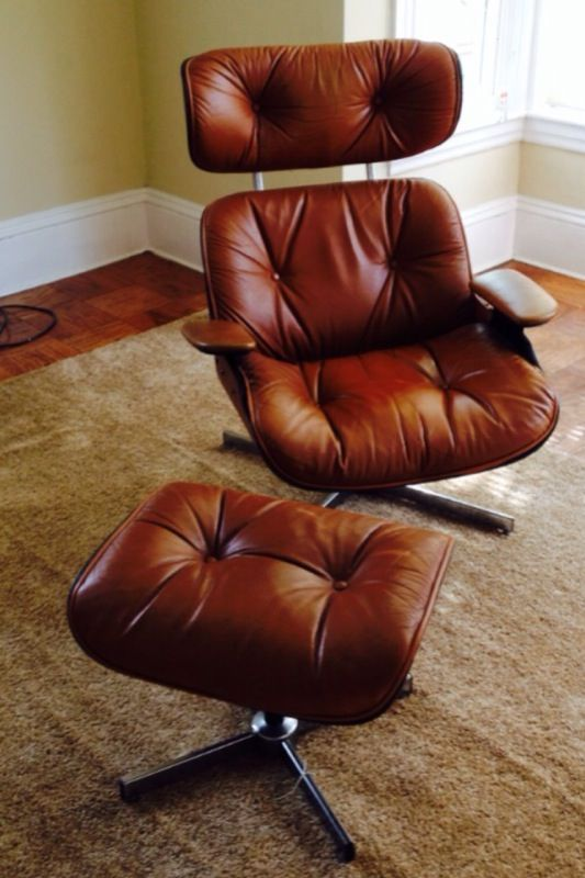selig eames chair folding reclining garden chairs uk style lounge plycraft for sale in providence ri